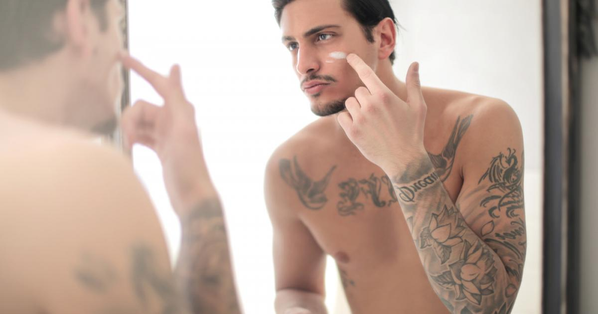 مراقبت پوستی پس از اصلاح