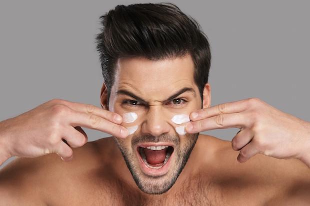 تشخیص انواع پوست صورت
