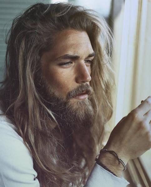 مراحل بی رنگ کردن مو مردان