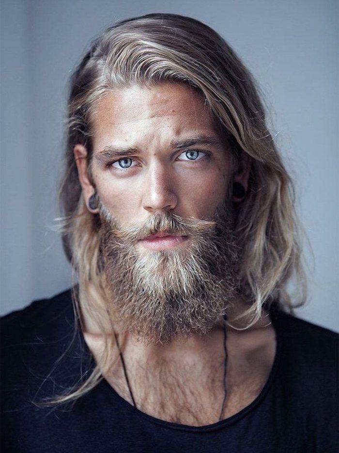 دکلره کردن مو مردان