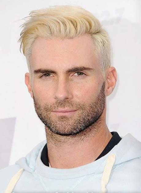 رنگ کردن مو پس از بی رنگ کردن مو