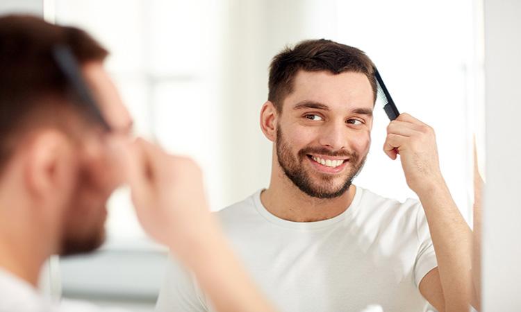 درباره مو مردان