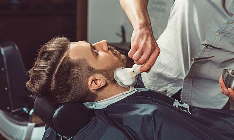اصول آرایشگری مردانه