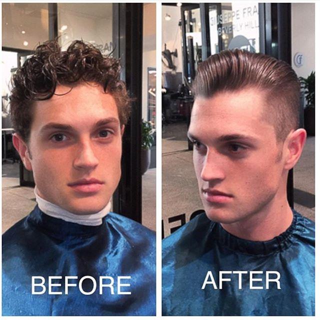 درمان موهای مجعد، آسیب دیده