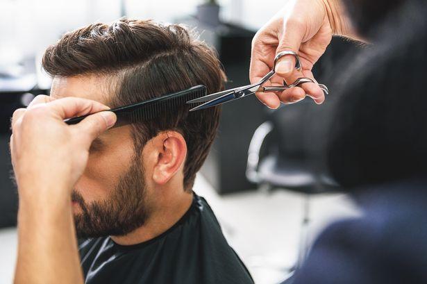 شانه کوتاهی مو