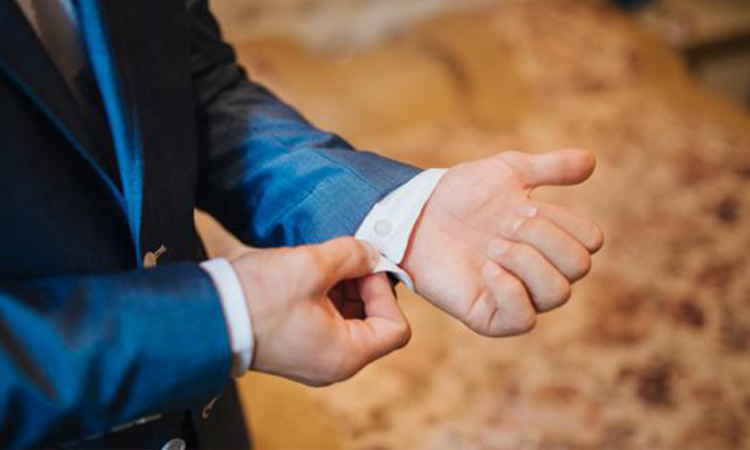 حفظ بهداشت ناخن مردانه