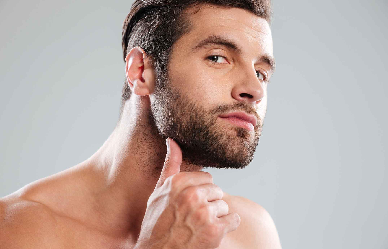روش پر پشت شدن ریش و سبیل