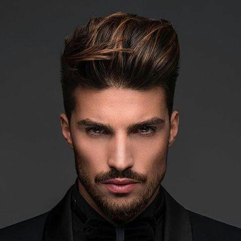 رنگ کردن موی آقایون
