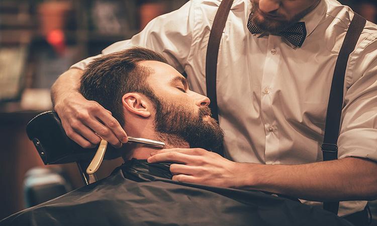 بازار کار آرایشگری مردانهدر تهران