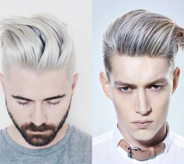 رنگ موی مردانه گیاهی