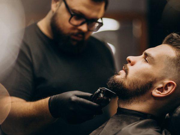 آموزش اصلاح صورت مردانه